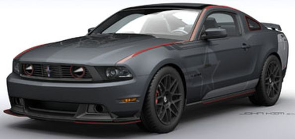 Ford Mustang SR-71
