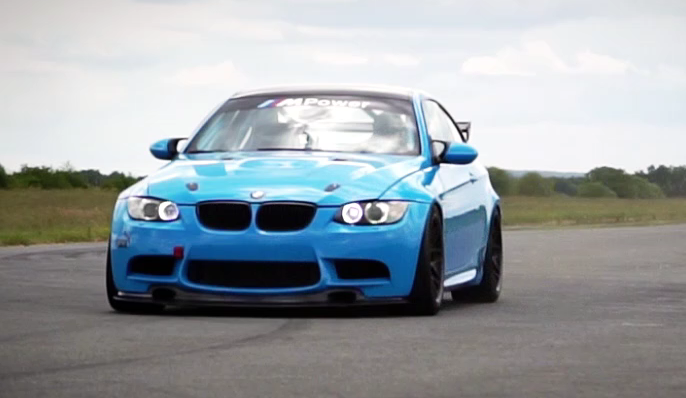 BMW M3 E92 stroker 4,4 V8 DM Performance