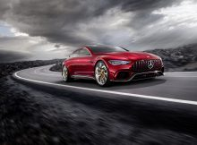 AMG GT Concept