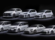"Toyota gamme ""GR"""