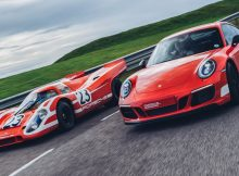 Porsche Carrera 4 GTS British Legend Edition