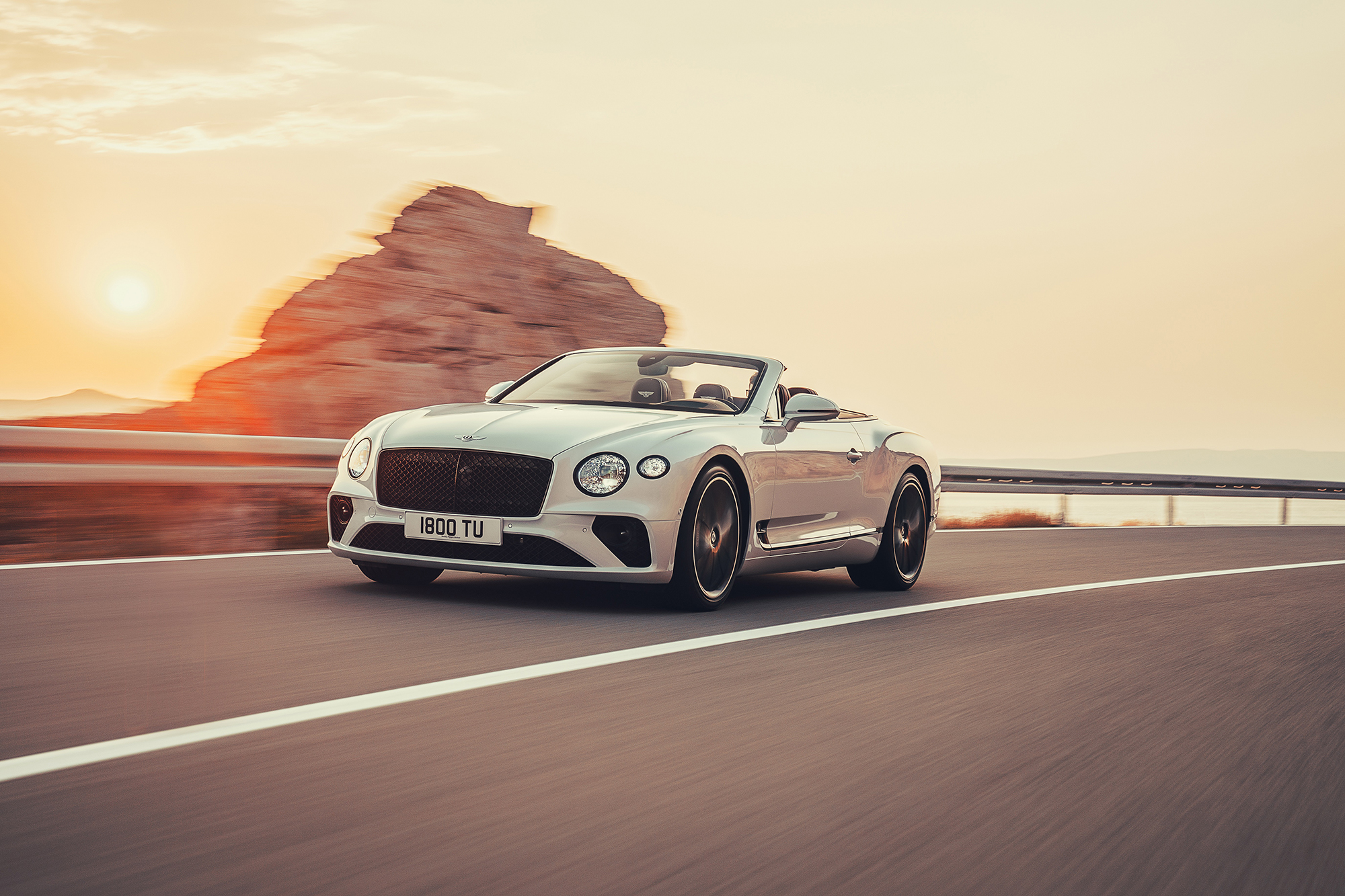 Bentley Continental GT Convertible (2018)