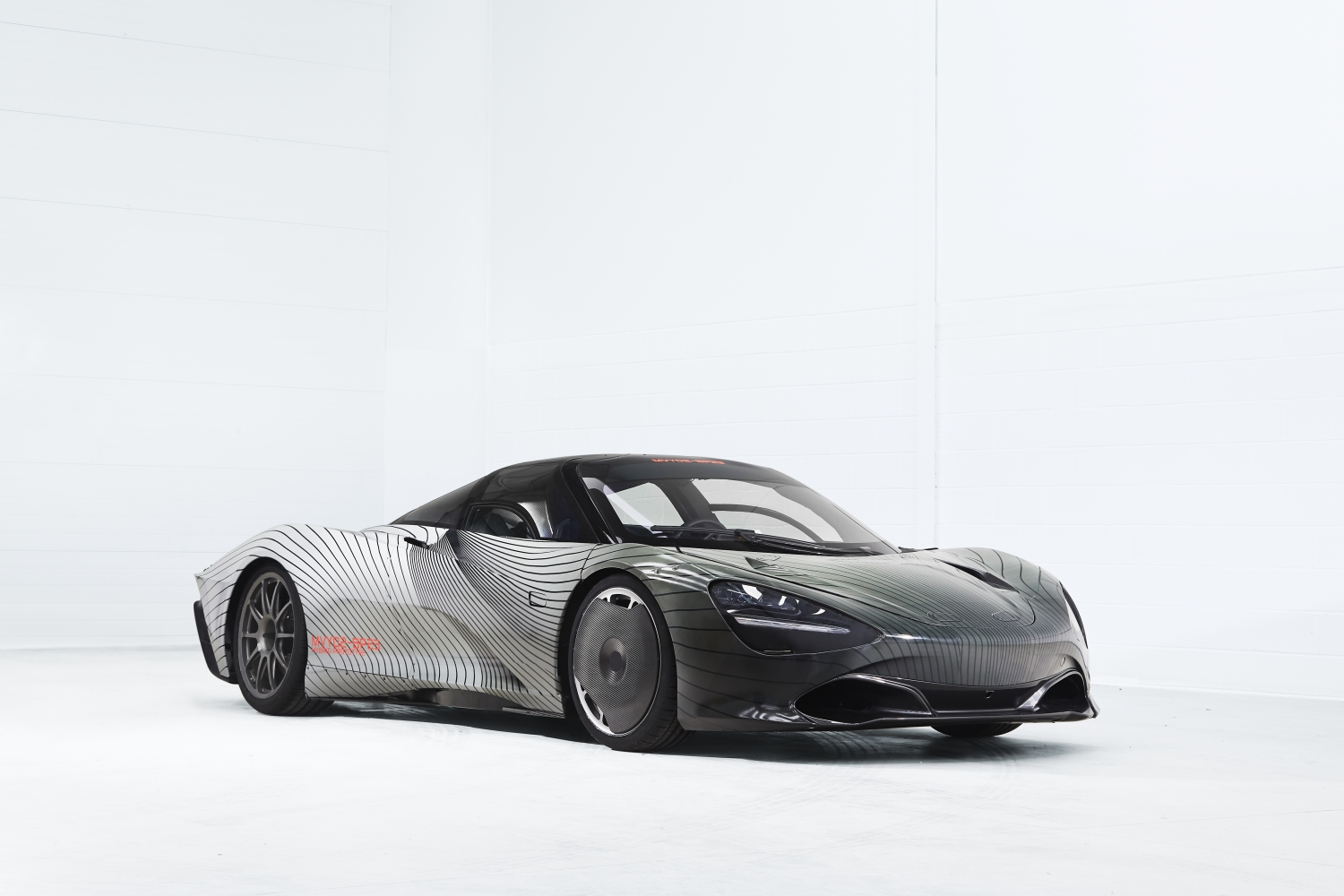 McLaren Speedtail Albert Prototype
