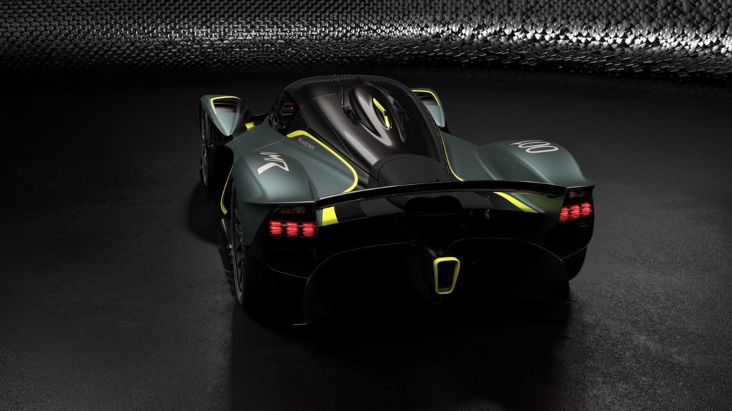 Aston Martin Valkyrie (AMR Track Performance pack)