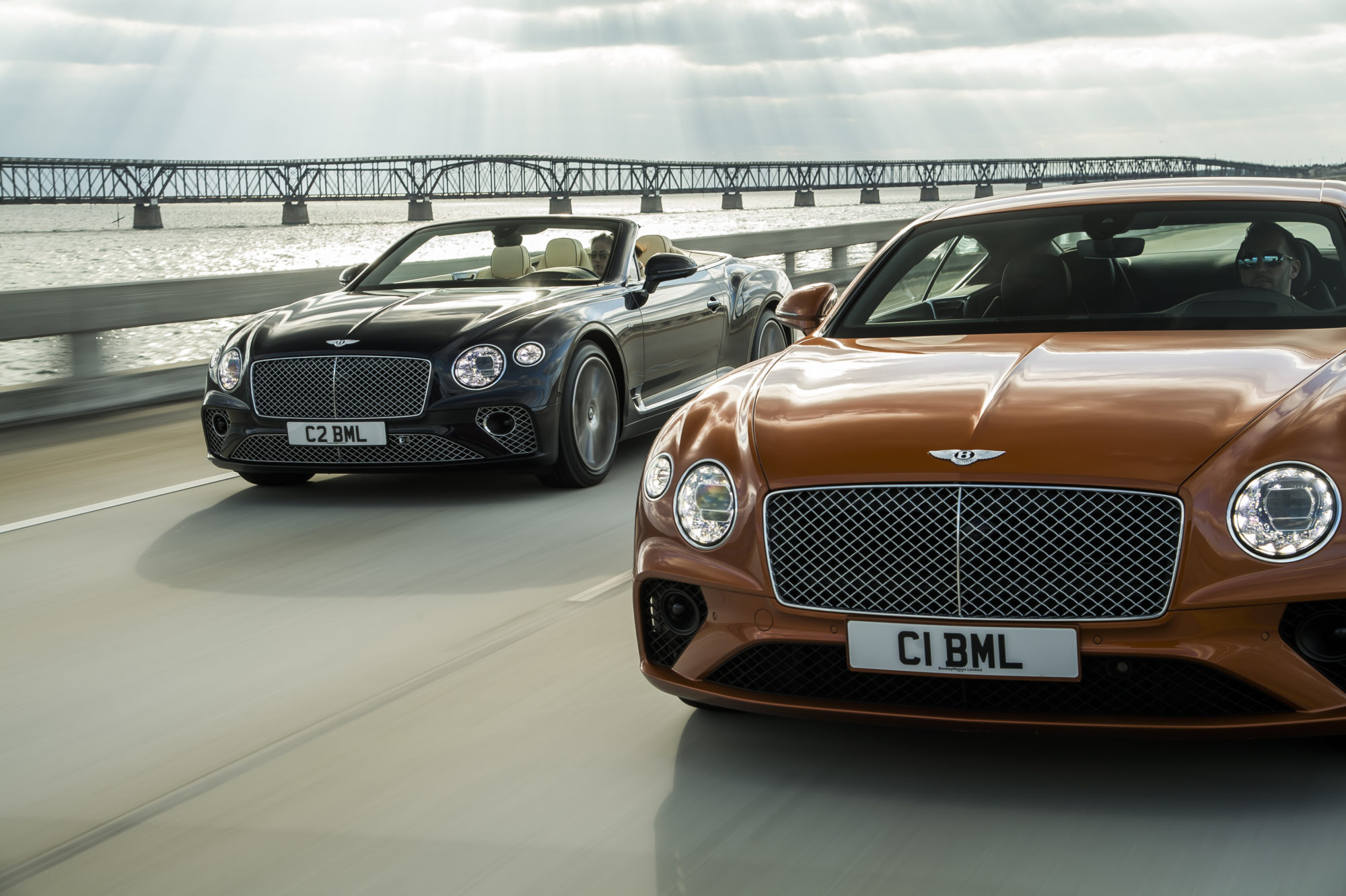 Bentley Continental GT V8 (2019)
