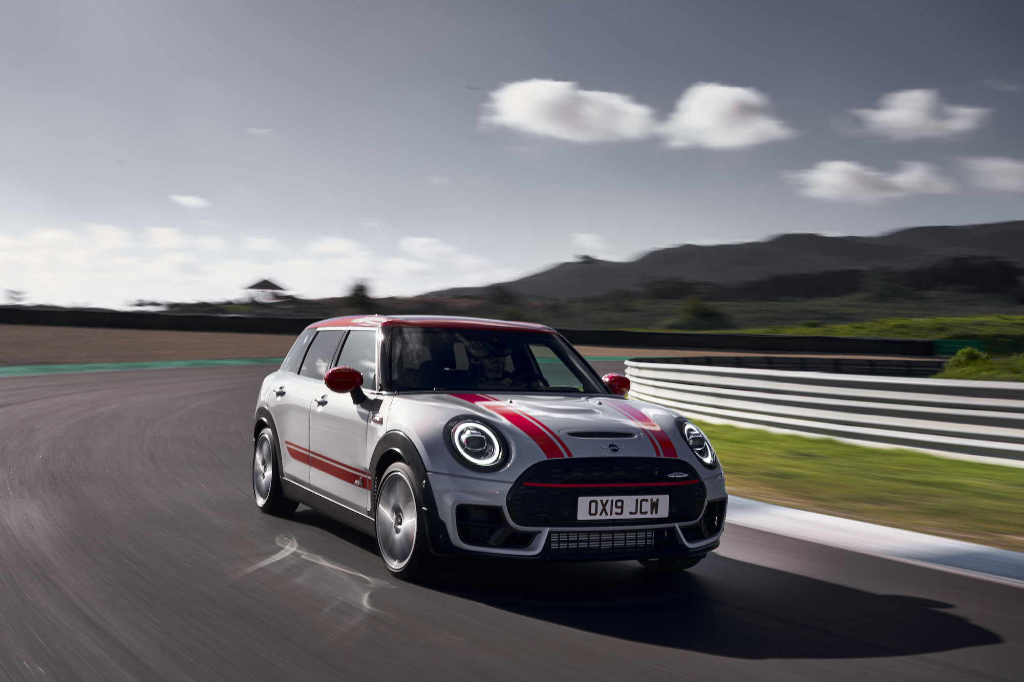 Mini Clubman / Countryman JCW (2019)