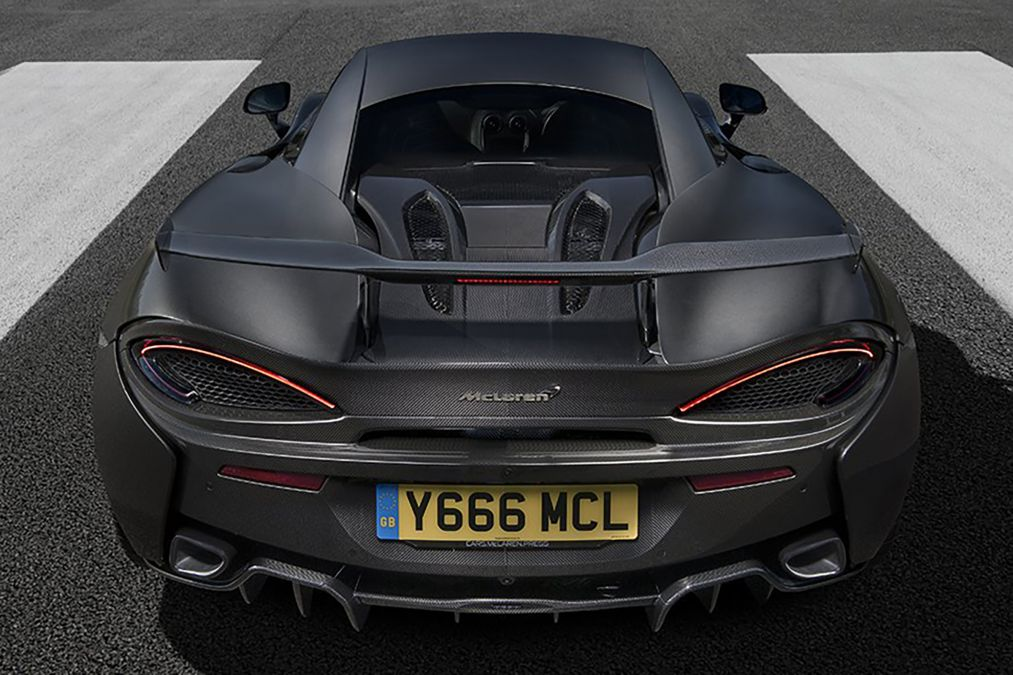 McLaren 570S Downforce Kit MSO